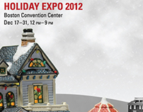 Holiday Expo Poster Series