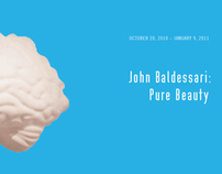 John Baldessari: Pure Beauty MET Catalogue