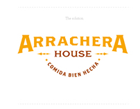 Arrachera House Brand Redesign