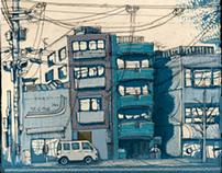 Kyoto Illustrations