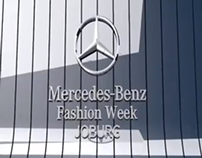 Mercedes-Benz Fashion Week Joburg Motion Graphics