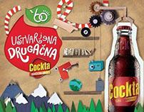 Cockta - kampanja za 60-ti rođendan