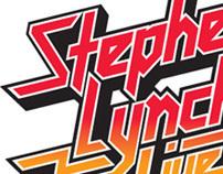 Stephen Lynch Tour logo