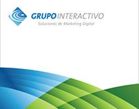 Rebranding para Grupo Interactivo