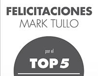 Aviso en diario LA TERCERA Mark Tullo
