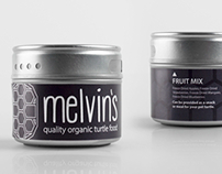 Organic Pet Food: Melvin's Turtle Food
