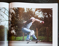 Thrill Longboard Magazine #3