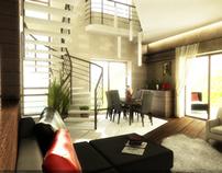 Interior 2 level