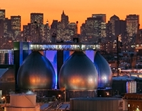 Newtown Creek Wastewater Treatment Plant