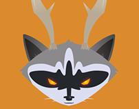 The Brainscoop: Soon Raccoon