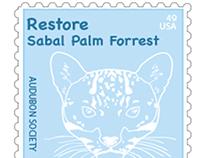 Stamp Series - Illustration