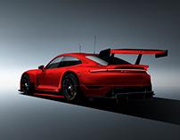 2020 Porsche Taycan RSR