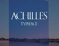 Achilles typeface