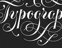 Typography_lettering