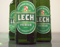 Lech Premium Bottle