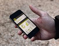 Green Frame   App Design