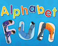 book design: Alphabet Fun