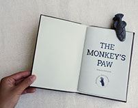 The Monkey's Paw // Illustration and Layout