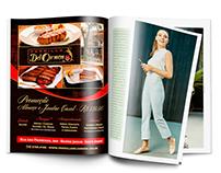Anúncio para Revista | Parrilla Del Carmem