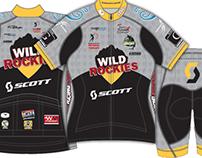 WR Racing team kit