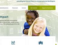 Open Door Housing Fund Website