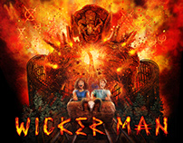 Wicker Man - Alton Towers
