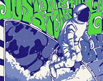 Johnny Brenda's Poster Art