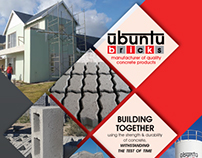 Ubuntu Bricks Print Ad