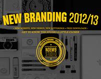 Noem9 Studio Branding