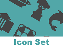 Nautical Icon Set [TSM]