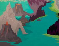 Land (e) scape