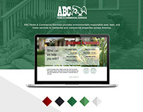 ABC Home & Commercial Redesign