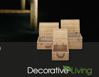 Decorative Living Ad