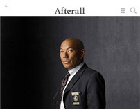 Afterall Magazine App