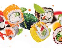 Sushi bar «Japosha» menu