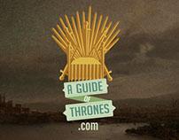 A Guide of Thrones Web Companion