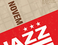 Jazz In DC Brochure