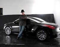 Peugeot RCZ-Making of-Behind the sceene