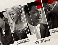 Cadillac Records Theatrical Website