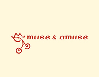 Muse&Amuse Branding (version 1)