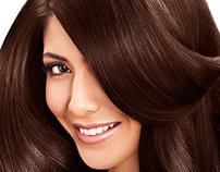Garnier Colour Naturals Campaign