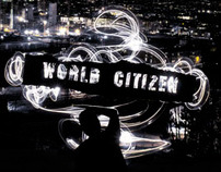 World Citizen - Music Poster