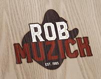Rob Muzick Logo
