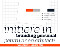 Personal Branding for Young Architects Workshop