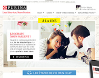 Nestlé Purina Petcare France | Template emailing