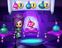 Shimmer and Shine Apps