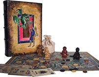 Board game Barrier