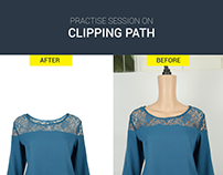 Product Design for E-Commerce Site | Clipping Path