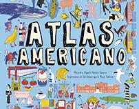 Atlas Americano Amanuta