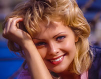 Scorupco Izabella Hollywood actress